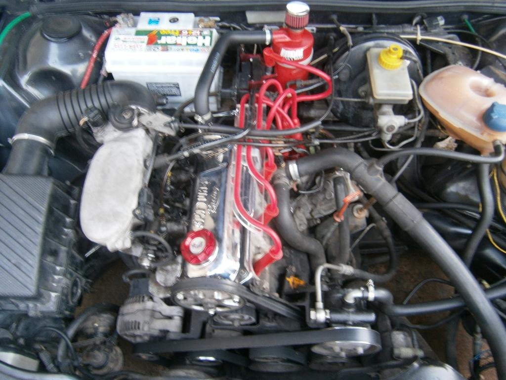 VW Santana 2000MI 97 - Fotos e atualizações na barca P8040076