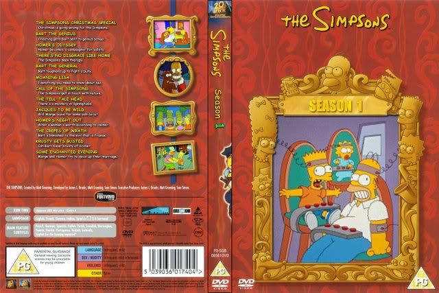 Los Simpsons temporadas 1 a la 5 [DVDRip/175MB][Esp.Latino] TheSimpsonsSeason1