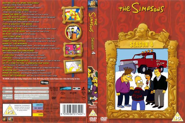 Los Simpsons temporadas 1 a la 5 [DVDRip/175MB][Esp.Latino] TheSimpsonsSeason4