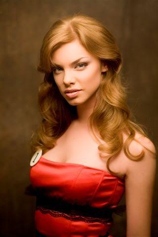 EDITA KRESAKOVA - Miss Slovakia World 2008 1