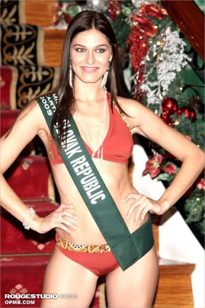 Lea Sindlerova (SLOVAK REPUBLIC EARTH and INTERCONTINENTAL 2009) - Page 2 14561195906327577685947