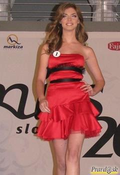 EDITA KRESAKOVA - Miss Slovakia World 2008 A071213_P20_MISS-1_V