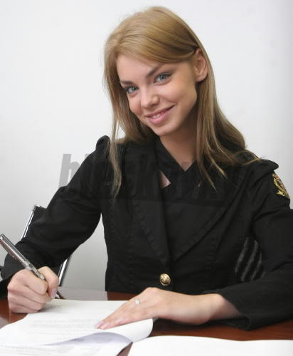 EDITA KRESAKOVA - Miss Slovakia World 2008 MISSSlovensko08-MISSFORZA08-zmluva-