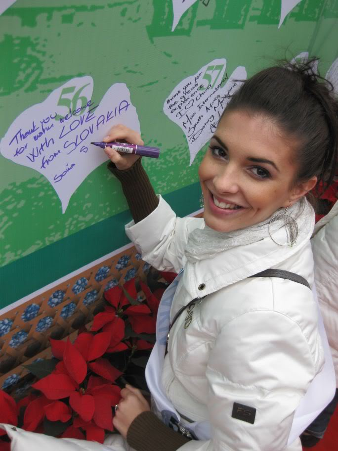 Sona Skoncova - Miss Slovak Republic International 2009 (Official Thread) - Page 4 Jaboard