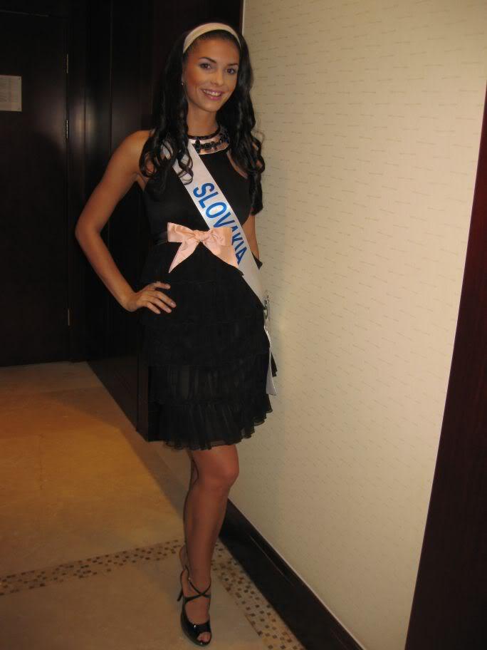 Sona Skoncova - Miss Slovak Republic International 2009 (Official Thread) - Page 4 Jamasl