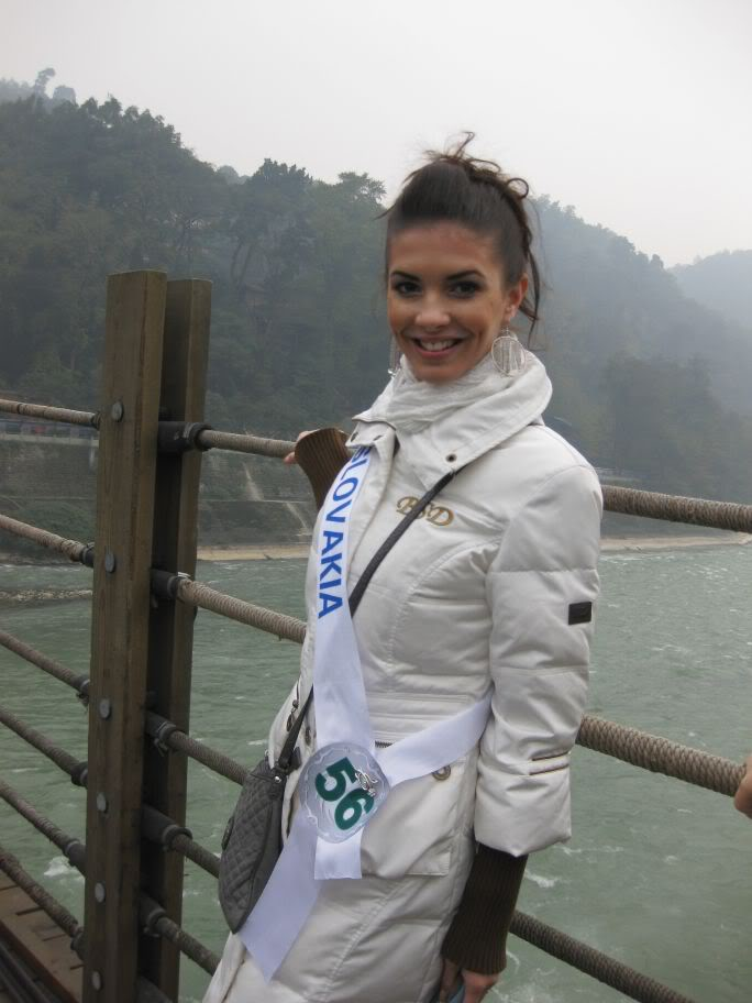 Sona Skoncova - Miss Slovak Republic International 2009 (Official Thread) - Page 4 Jamost