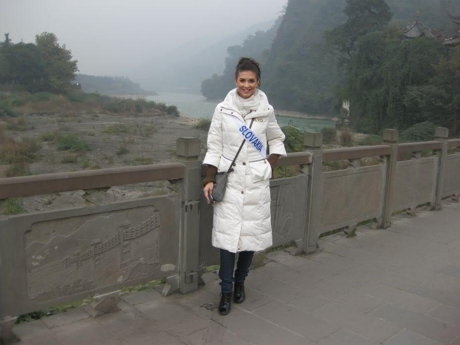 Sona Skoncova - Miss Slovak Republic International 2009 (Official Thread) - Page 4 Jarieka
