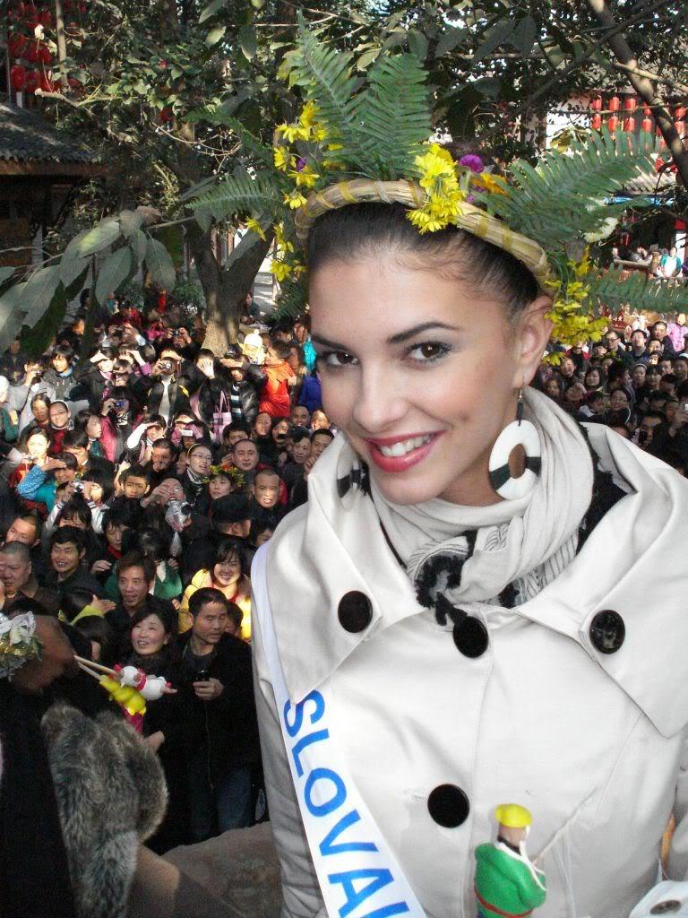 Sona Skoncova - Miss Slovak Republic International 2009 (Official Thread) - Page 4 Ludia