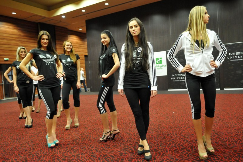 Road to Miss Slovak Republic Universe 2012 (Final Tonight) Miss3