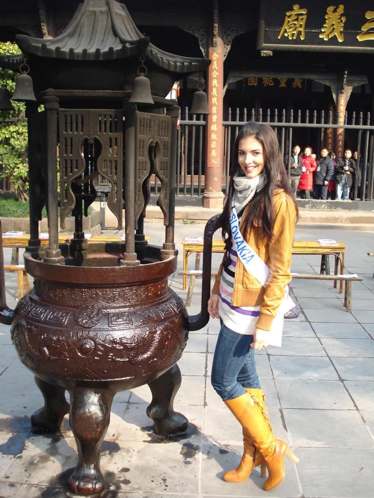 Sona Skoncova - Miss Slovak Republic International 2009 (Official Thread) - Page 4 Pamiatka