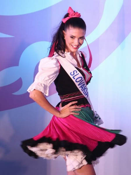 Sona Skoncova - Miss Slovak Republic International 2009 (Official Thread) - Page 4 Slovakia-1