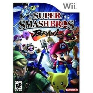 Super Smash Bros Brawl ((Wii)) Review  Super-smash-bros-brawl