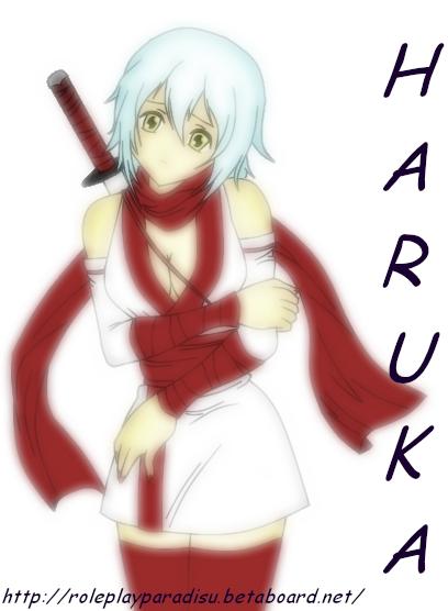 My Roleplay Characters Haruka-AnImmortalWorld-1