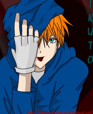 My Roleplay Characters Ikuto-heartstrings