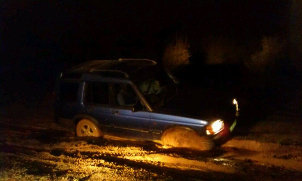 THE NOMADS RESPONSE RECOVERY VEHICLE  1stnite