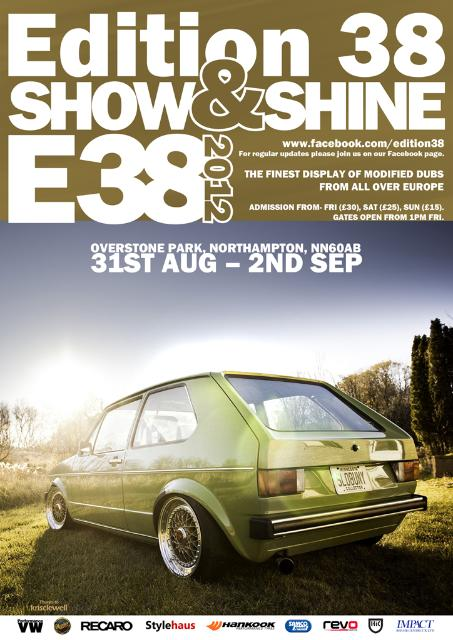 Edition 38 2012 E38-flyer-2012