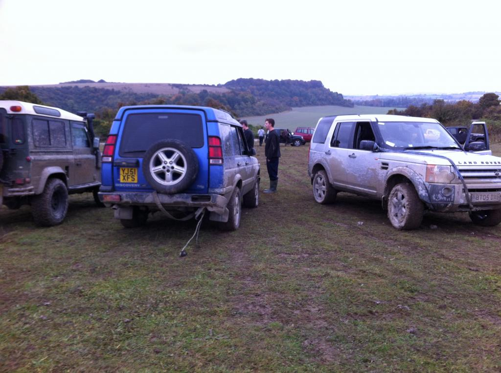 THE NOMADS RESPONSE RECOVERY VEHICLE  Group