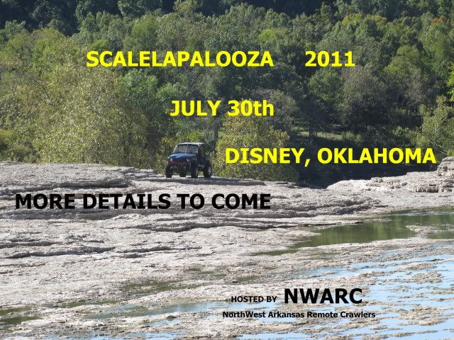 SCALELAPALOOZA 2011@ DISNEY Scalelapalooza