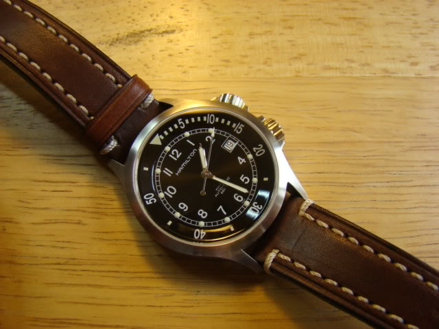 Question Hamilton Khaki Navy 002-4