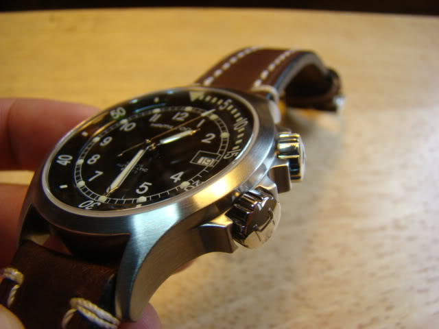 Question Hamilton Khaki Navy 003-4