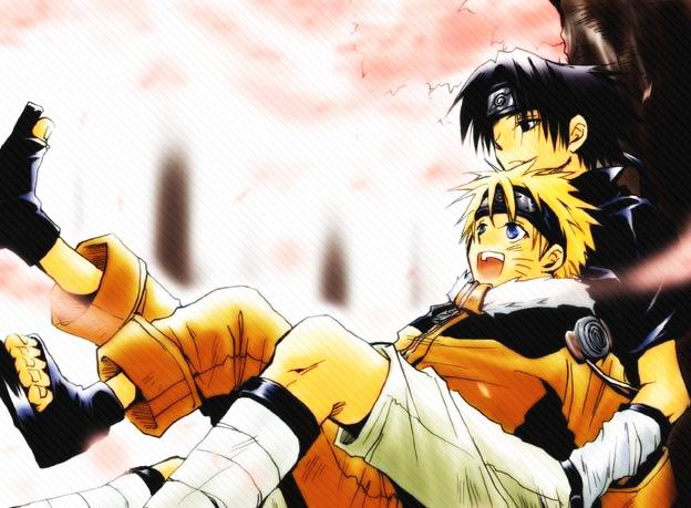 Sasuke x Naruto(SasuNaru) X3