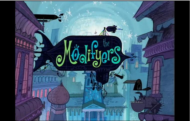 "Juntar firmas (o votos) de un dibujo animado ""The Modifyers"" Modifyers"