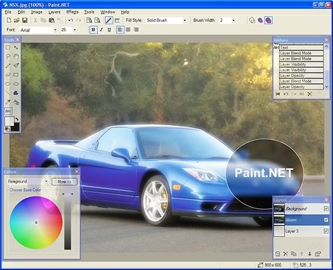 BluePaint.NET 3.10 37