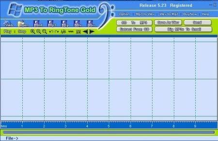 Mp3 To Ringtone Gold v5.23 46