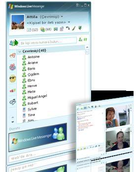 Windows Live Messenger 8.1 59
