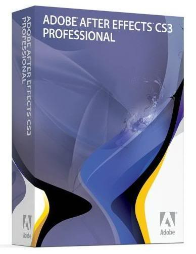 Adobe After Effects CS3 64