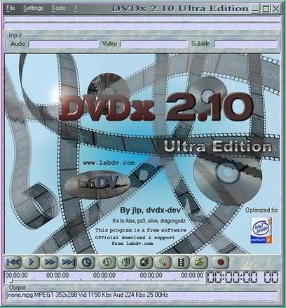 DVDx 2.10 Ultra 81