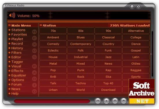 Nexus Radio 2.2 93
