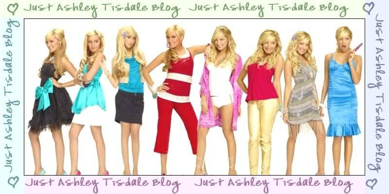 Ashley Tisdale Ashleyblog