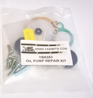 Service de pompe à huile O-P1-1