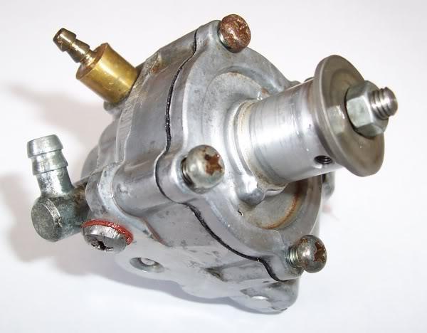 Service de pompe à huile OP-13