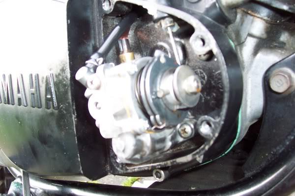 Service de pompe à huile OP-15