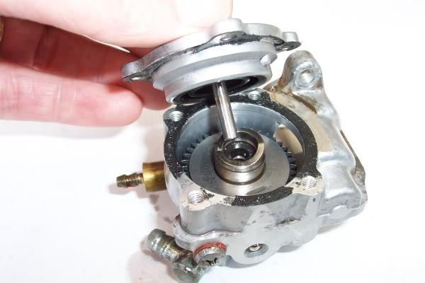 Service de pompe à huile OP-5