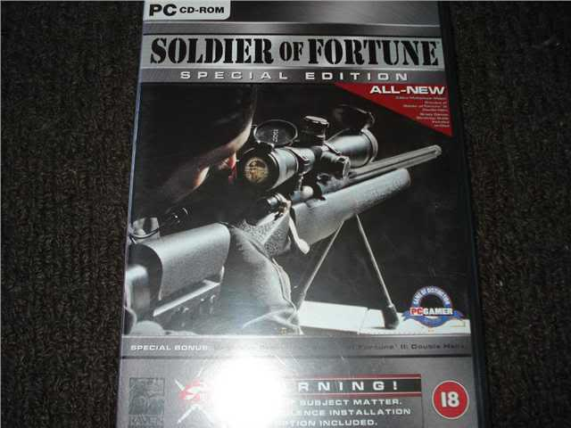PC Games Recommendation By Me Part 2! Soldieroffortune