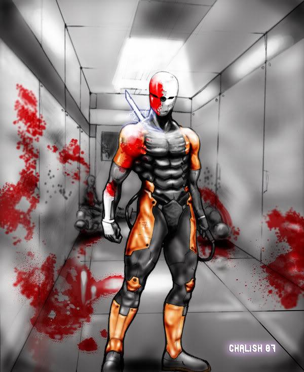 superhero stats Gray_Fox_The_Freaking_Buthcer_by_Va