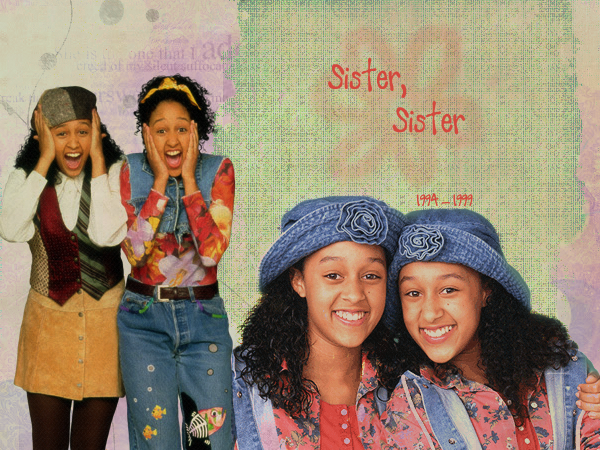CHALLENGE: 10 YEARS GONE Sistersister