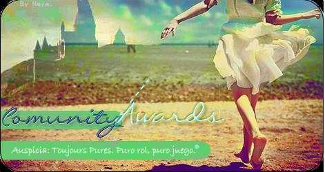 ~Toujours Pures~ Comunity Awards AwardscomunityTP