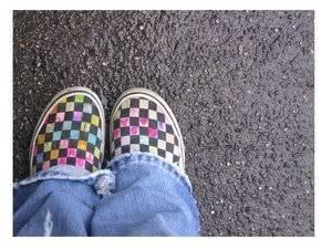 Vans apo Converse? Vans