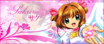 Sakura card captor Sakurasign