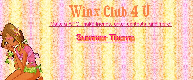 Winx Club RPG