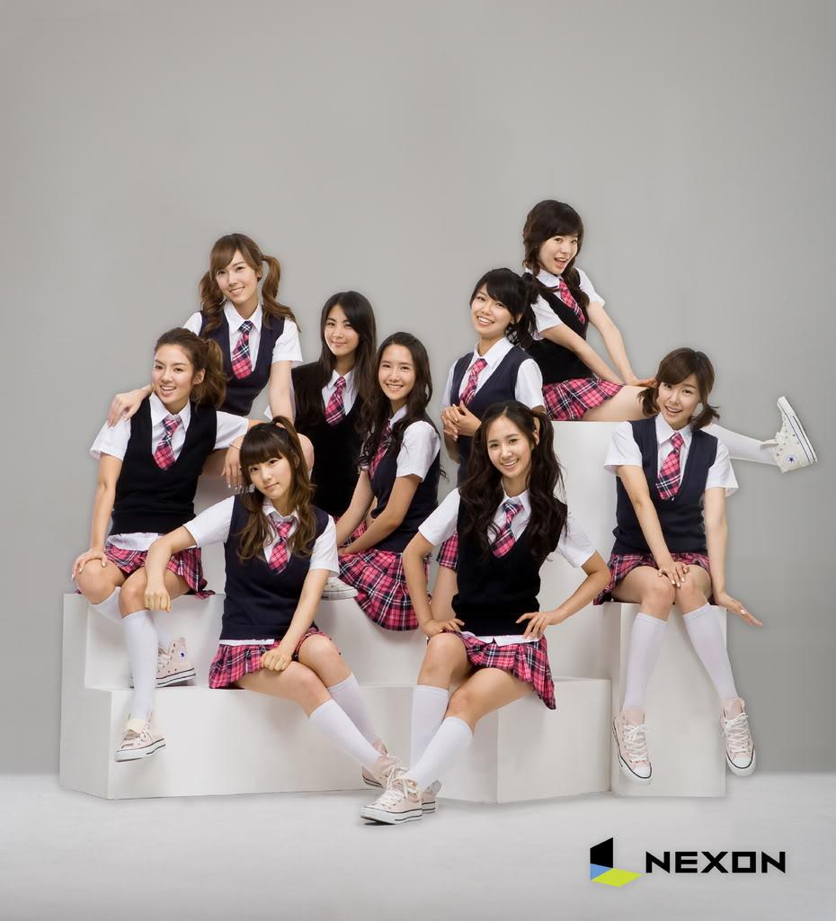 Các thành viên của SNSD này!! Cute wá  09130Q15539