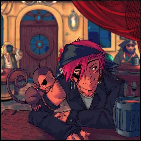 Calm seas, Rough Tides: Pirate Roleplay PIRATE