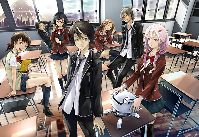 Guilty Crown Illustration_2