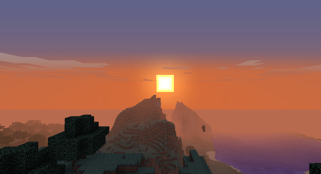 Beautiful Minecraft View Untitled-6