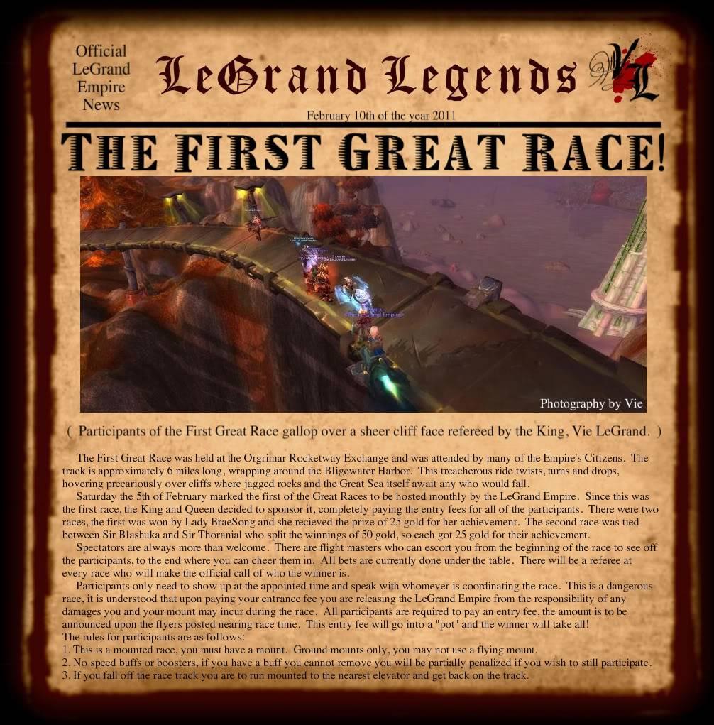LeGrand Legends 210111-1