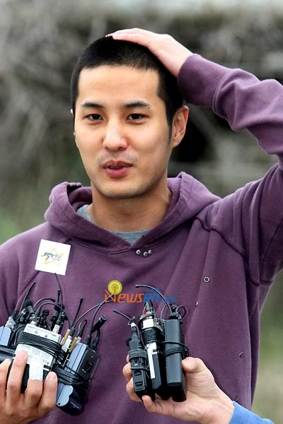 Kim Ji-suk (Personal Taste) ingresó al ejército Kimjisuk_army10